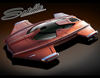 22nd Century Satellite Lev Coupe