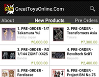 GreatToysOnline for Android