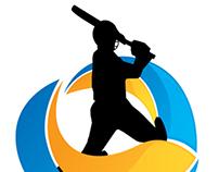 Puget Sound Cricket Club (USA) logo design