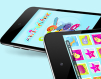 Animacek Pexeso Game for iPhone, iPod and iPad