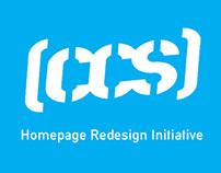CCS Homepage Redesign Initiative