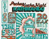 Pechakucha Night Kathmandu Volume:8