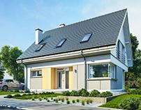 Projekt domu Viking 3
