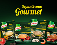 Knorr Sopas Cremas Gourmet