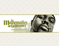 Allah Mathematics YouTube & Twitter Designs