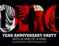 1oak / 1yr Anniversary
