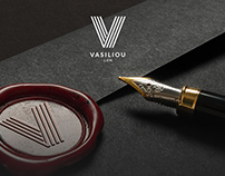 Corporate Identity: Vasiliou Law