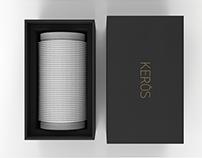 Kerós: Conjunto de luminárias que se movimentam