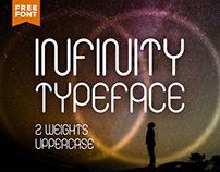 Infinity (Free Font)
