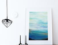 Pintura mar