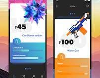 The Holi App