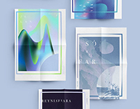 Iceland Posters