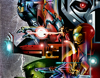 Avengers: Age Of Ultron /Poster Posse Projects