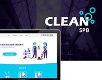 Cleaning company | Website