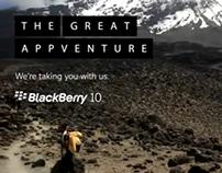 The Great Appventure | BlackBerry 10