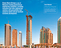 Visual Annual Report 2012 Emas Kiara Group
