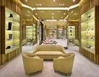 Miu Miu Macau Retail Interiors