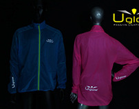 U-WIND Passive Lighting Vest | Running