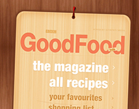 BBC GoodFood India - Ipad Appication