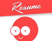 Resume/Curriculum