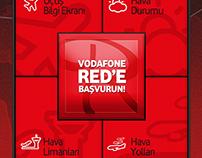Vodafone Red App