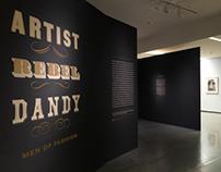RISD Museum. Exhibit Design.