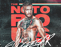 Poster for Conor McGregor | The Notorious | UFC