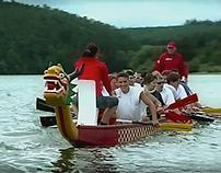 Plumlov Reservoir Day - Dragon Boat Race