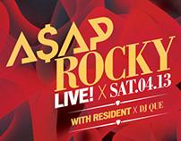 A$AP Rocky 04.13.13