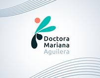 Dr. Mariana Aguilera Branding