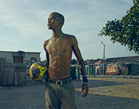 Soccer in Cap Town