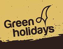 Pamphlet - Green Holidays