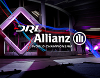 ALLIANZInsurance   Drone Racing League   Activation