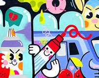 YUBIA at ArtStreetHbg