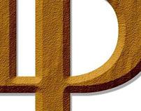 Doug Peters' Artist's Mark and Logo