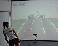Kinect custom car game