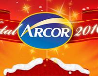 Ilustrações - Paper Toys - Newsletters para Natal Arcor