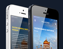 iOS7 Mosque Finder