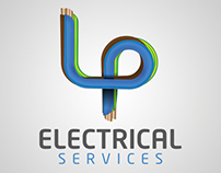 LP Electrical Services Logo