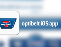 Optibelt iOS App