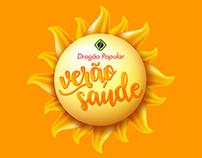 Drogão Popular - Campanha de verão