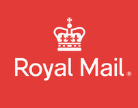 Royal Mail 'Rethink' for ICON magazine