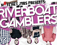 Flyer: Riverboat Gamblers