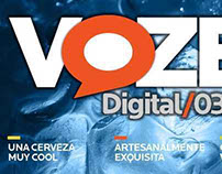 VOZES Digital Magazine