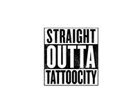 STRAIGHT OUTTA TATTOOCITY