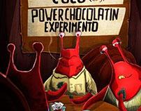 Afiche Caracol Rojo