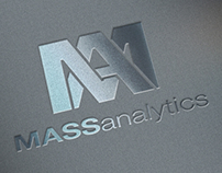 Mass Analytics - Logo Design