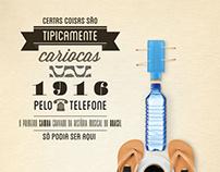 Anúncio Revista - Drogaria Pacheco