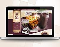 Site Restaurante Ouronato