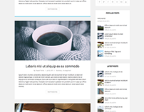 Kotha – Free Responsive WordPress Blog Theme